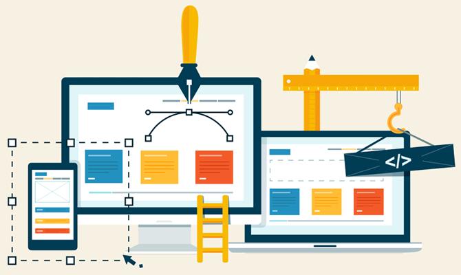 Kā izveidot savu web lapu