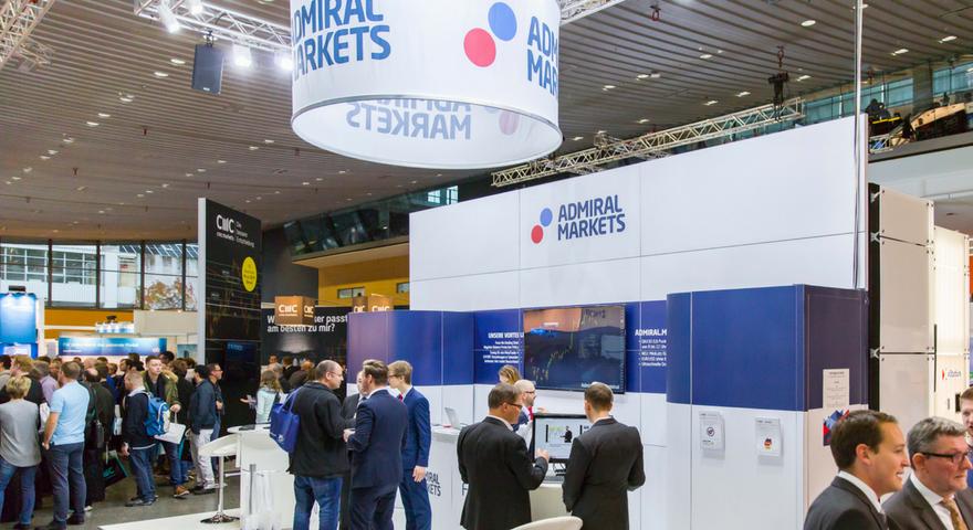 Admiral Markets Forex platformas apskats