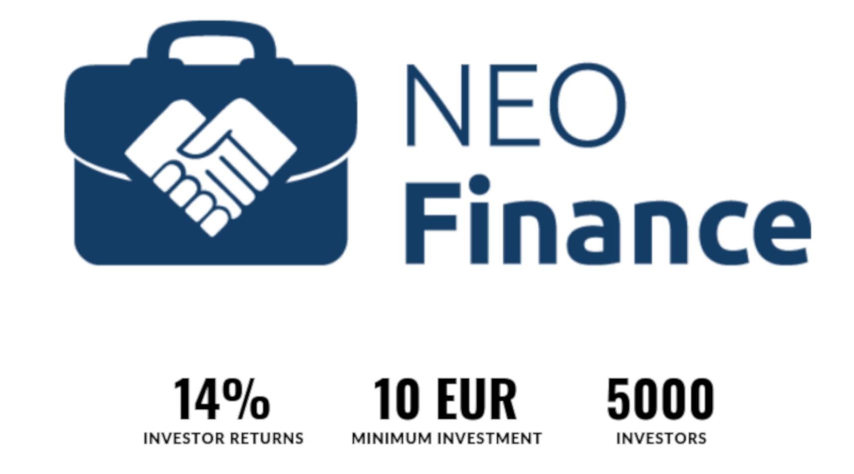 NEO Finance apskats (P2P aizdevumi)