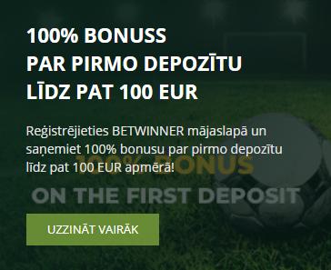 betwinner totalizatora bonus